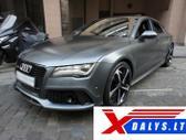 Audi RS7 dalimis. Www.xdalys.lt  bene didžiausia naudotų ir