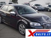 Audi S3 dalimis. Www.xdalys.lt  bene didžiausia naudotų ir