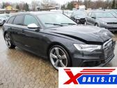 Audi S6 dalimis. Www.xdalys.lt  bene didžiausia naudotų ir
