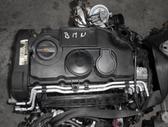 Skoda Octavia variklio detalės