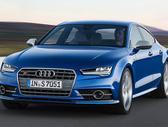Audi A7 SPORTBACK. Naujų originalių automobilių detalių už