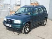 Suzuki Grand Vitara, 2.0 l., visureigis