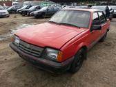 Opel Ascona dalimis. Prekyba originaliomis naudotomis detalėmi...
