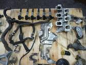 Saab 9-3. Dalys  nuo  variklio  b284l , automatinė  pavarų  dė...