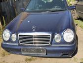 Mercedes-Benz E klasė aksesuarai ir eksploatacinės medžiagos