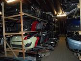 Toyota Prius+ kėbulo dalys