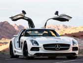 Mercedes-Benz SLS AMG. !!!! tik naujos originalios dalys !!!!