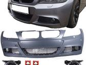 BMW 3 serija. M bamperiai. groteles -  bmw e90-91 -08-10m., be...
