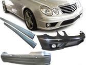 Mercedes-Benz E klasė. Amg e55 ir e63 bamperiai . nauji