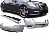 Mercedes-Benz E klasė. Amg e63  bamperiai.slenksciai . mb w212
