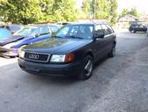 Audi 100 (C4). 6 begiu pavaru deze   naudotos automobiliu