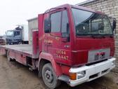 MAN L2000/8163 F2000 LE FE L02 F90, sunkvežimiai