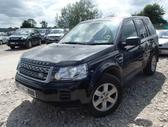 Land Rover Freelander. Dalimis is anglijos