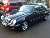 Mercedes-Benz E klasė. Tel; 8-633 65075 detales pristatome