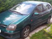 Nissan Almera Tino. Nisan almera tino 2.2d 01m.,,dalimis,,kain...