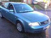 Audi A6. Yra ir 1.8t