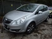 Opel Corsa. доставка запчястеи в  мoскву доставка запчястеи в...