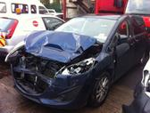 Mazda 5. Dalis siunciu.....detali vysylaju