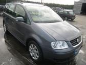 Volkswagen Touran dalimis. Pristatymas visoje lietuvoje per 1-...