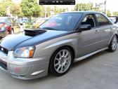 Subaru Impreza  WRX dalimis