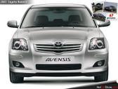 Toyota Avensis. Naudotu ir nauju japonisku automobiliu ir