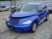 Chrysler PT Cruiser. Pristatome i bet kuri lietuvos miesta