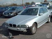 BMW 523. Bmw 523 ( 1999m.  2.5 ltr benzinas, triptronic pavarų...