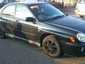Subaru Impreza dalimis. 2,0 benzinas  quattro