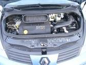 Renault Espace variklio detalės
