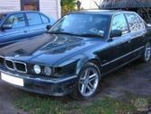 BMW 7 serija. Bmw e32: 730, 735, 740il, 750 1990-1994m. dalimi...