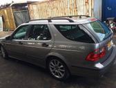Saab 9-5. 2.3 turbo