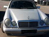 Mercedes-Benz E klasė. Dalimis superkame automobilius su
