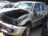 Toyota Land Cruiser dalimis. Detalių pristatymas i visus