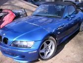 BMW Z3 dalimis. Bmw z3 roadster 1.8 1998m. bmw z3 roadster 2....