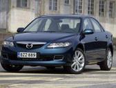 Mazda 6. Naudotos ir naujos japoniškų ir korėjietiškų a/m kė