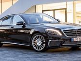Mercedes-Benz S65 AMG dalimis. !!!! naujos originalios dalys !...