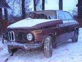 BMW -kita-. Bmw 2002touring 1974m. dalimis  taip pat