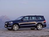Mercedes-Benz GL450 dalimis. !!!! tik naujos originalios dalys...