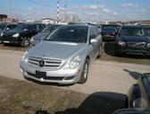 Mercedes-Benz R klasė. Turiu daugiau auto daliu. vezu dalis
