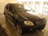 Mercedes-Benz ML350 dalimis