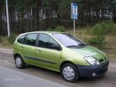 Renault Scenic. Renault scenic 96-2006m visi modeliai ir grand