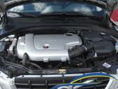 Volvo S80 variklis