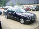 Mercedes-Benz E320. Mb 210 3.2 ltr variklis, automtine pavaru