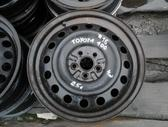 Toyota, plieniniai štampuoti, R16