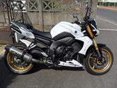 Yamaha FZ8, street bikes