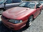 Ford Mustang dalimis. Used and new parts for us cars. possible