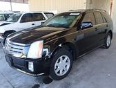 Cadillac SRX dalimis. Awd