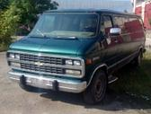 Chevrolet Chevy Van dalimis. Used and new parts for us cars.