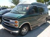 Chevrolet Chevy Van dalimis. 1997(5,7) ,1996 (5,0), 2001 (5,7)...