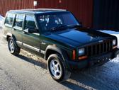 Jeep Cherokee dalimis. Uued ja kasutatud varuosad ameerika
